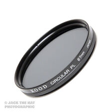 Kood Pro 62mm Circular Polariser Filter. Slim Ring CPL. - Fits Sony 18-200mm etc