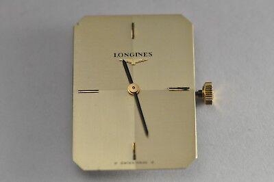 Der GüNstigste Preis Longines Uhrwerk 5601 Arbeit Krone Ziffernblatt Hände Seien Sie Freundlich Im Gebrauch