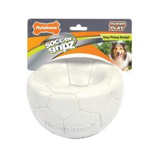 Nylabone Power Play GRIPZ SOCCER BALL Dog Toy Medium