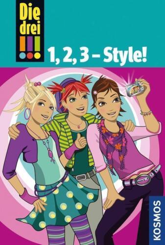 1 von 1 - Die drei !!!, 1,2,3 Style! Mira von Vogel Doppelband NEU