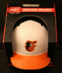 Baltimore-Orioles-Rawlings-Mini-Replica-Batting-Helmet-Brand-New-in-Box