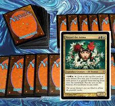 mtg RED GREEN WHITE NAYA DECK Magic the Gathering mayael armada wurm ruric thar