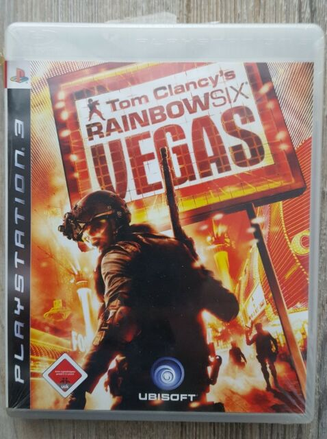 Tom Clancy's Rainbow Six: Vegas (Sony PlayStation 3)