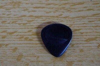 Single Pick Black Horn Timber Tones Groove Tone Guitar Pick