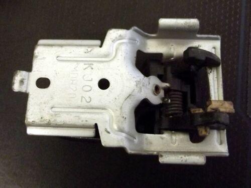 MX5 MAZDA MX-5 MK2 USATO PORTA MANIGLIA INTERNA mano sinistra L // H all/' interno NERO