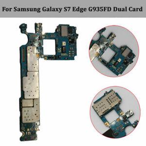 Carte-Mere-MAIN-BOARD-FOR-Samsung-Galaxy-S7-Edge-SM-G935FD-32-Go-debloquer-double-sim