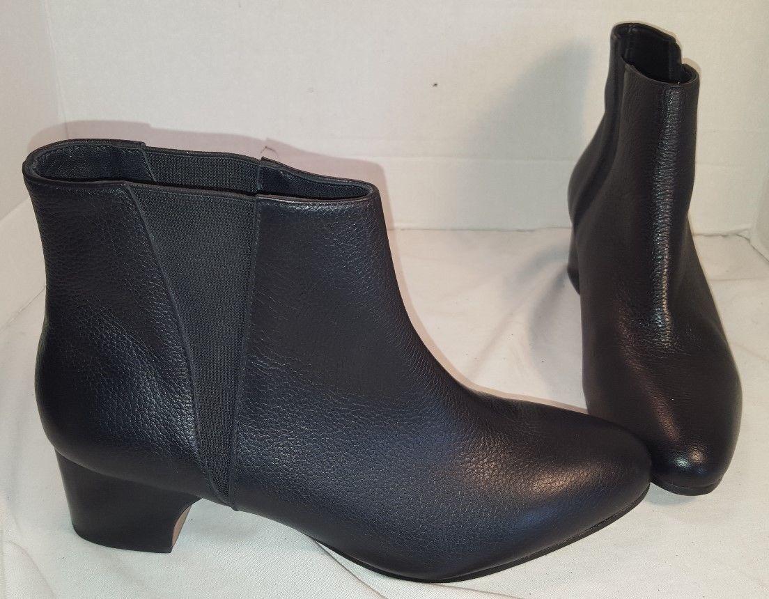 merce di alta qualità e servizio conveniente e onesto NEW RACHEL COMEY ARCHER nero nero nero LEATHER avvioIES ANKLE stivali 8  centro commerciale di moda