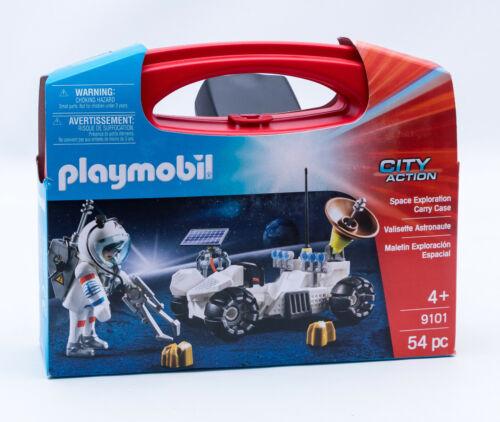 9101 Playmobil-9101 Malet/ín Grande Exploraci/ón Espacial, /única