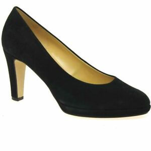 e10d8beaee7 Image is loading Gabor-Splendid-Womens-High-Heel-Court-Shoes
