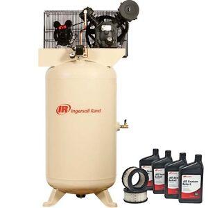 Air Compressor Amp Start Kit 80 Gallon 200v 5 Hp 175