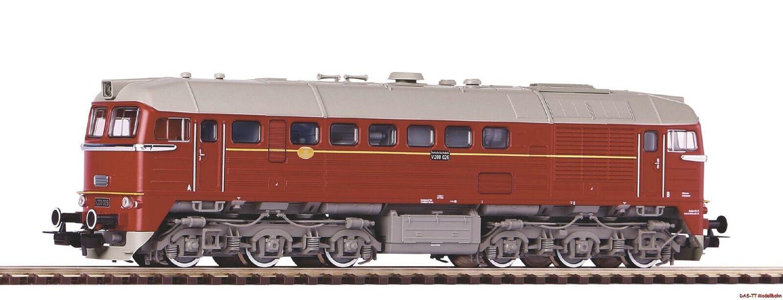 H0 diesellok V 200 Dr EP. III Piko 52800