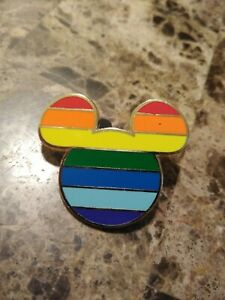 2012-Disney-Colorful-Mickey-Mouse-Rainbow-Mickey-Head-Pin