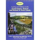 Wilde's Cycle Guide: Grand Union, Oxford and Kennet and Avon Canals by Gillian Rowan-Wilde (Spiral bound, 1999)