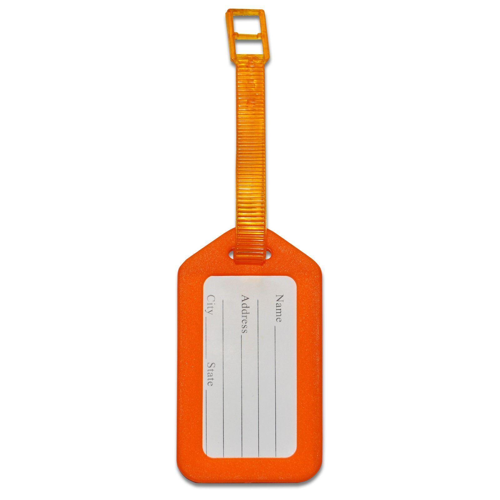 VALIGIA in plastica/BAGAGLI plastica/BAGAGLI plastica/BAGAGLI ID TAG 61b711