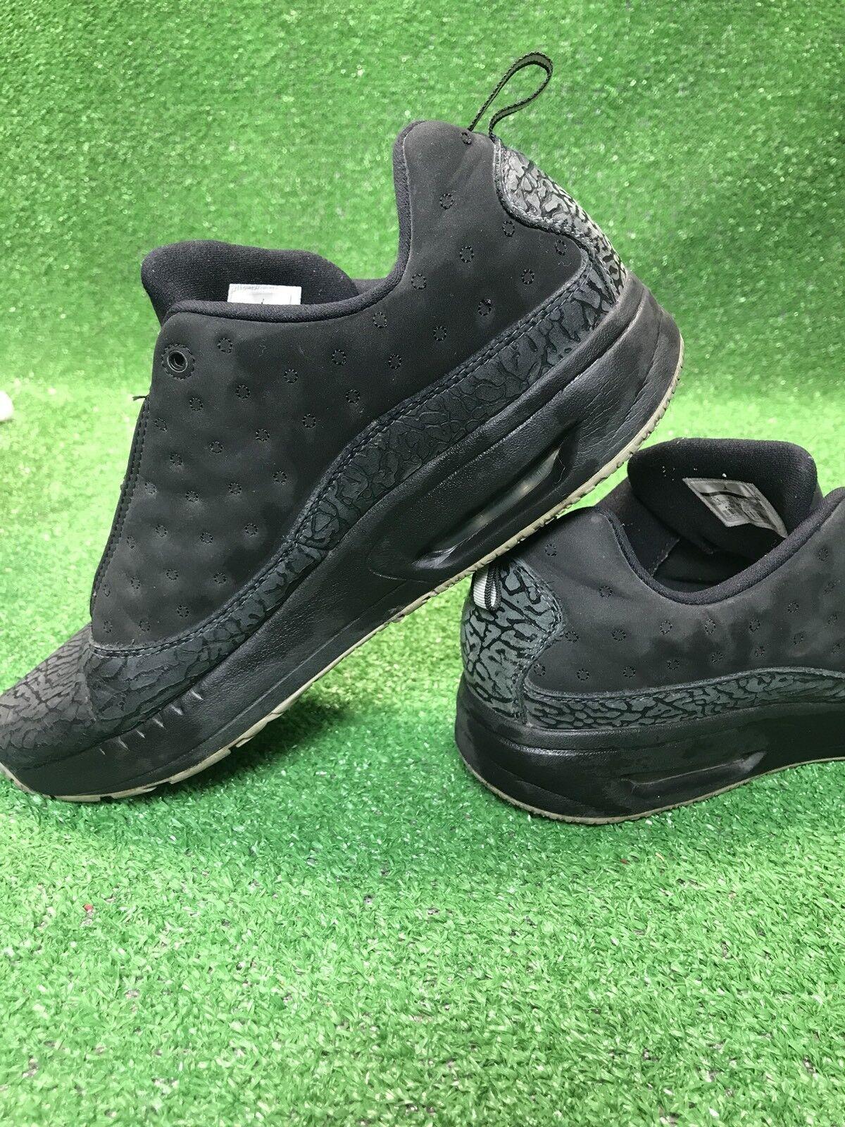 best website bc103 3f922 ... 2018 Nike Nike Nike Air Jordan XIII 13 cmft Viz Air confort negro  Stealth gris cemento ...