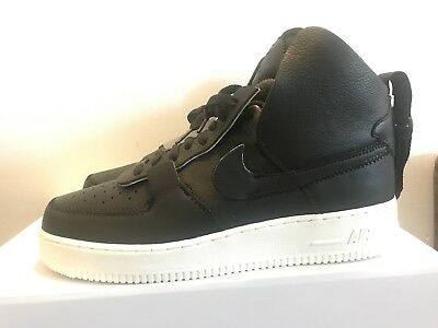 innovative design c1a70 09d47 PSNY Nike Air Force 1 size 11 PSNY AO9292-002 Black Sail   eBay