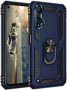 RING Armure Choc Preuve Dur Dur Strong Case Cover Pour Samsung Galaxy S20 Pro