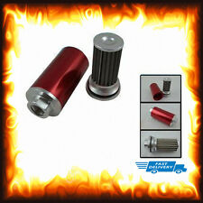 Alloy High Flow Performance Fuel Filter AN6 AN 8 -8 JIC6 Cosworth Turbo Fitting