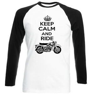 ARIEL-ARROW-SUPERSPORTS-VINTAGE-KEEP-CALM-P-COTTON-TSHIRT-ALL-SIZES-IN-STOCK
