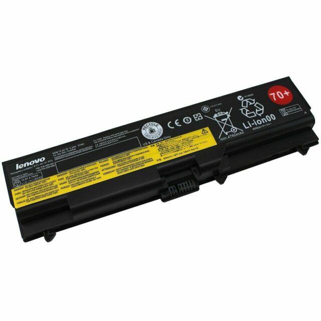 OEM Lenovo ThinkPad Battery 70+ T430 T530 W530 L430 L530 0A36302 45N1000 Tested