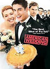 American Wedding Full Screen Extended Unrated Party Edition - DVD - GOOD - $4.39
