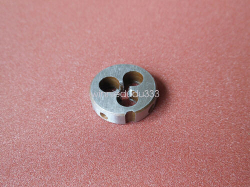 1pcs HSS Right Hand Die 5#-40UNC Dies Threading 5-40UNC
