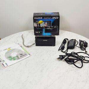 FUJIFILM-Finepix-W1-REAL-3D-10-0MP-Digital-Camera-Aus-Seller