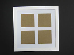 image is loading white 14x14 square multi aperture picture photo frame