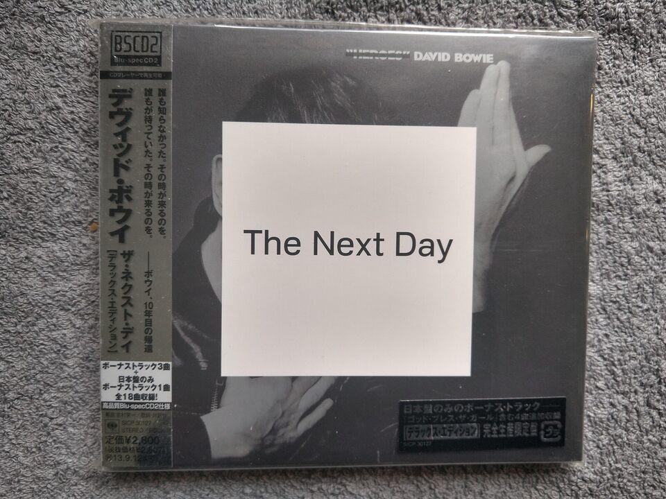 David Bowie: Next day, rock