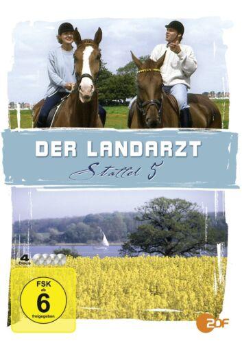 1 von 1 - 4 DVDs * DER LANDARZT - STAFFEL 5 | CHRISTIAN QUADFLIEG # NEU OVP §