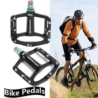 MTB BMX 14mm//12mm Bicycle Pedals Flats Mountain Bike Pedal Platform Pedal