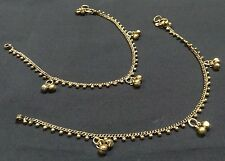Anklet India Payal Chain Ankle Barefoot Jewelry Vintage Tribal Boho Girl Fashion