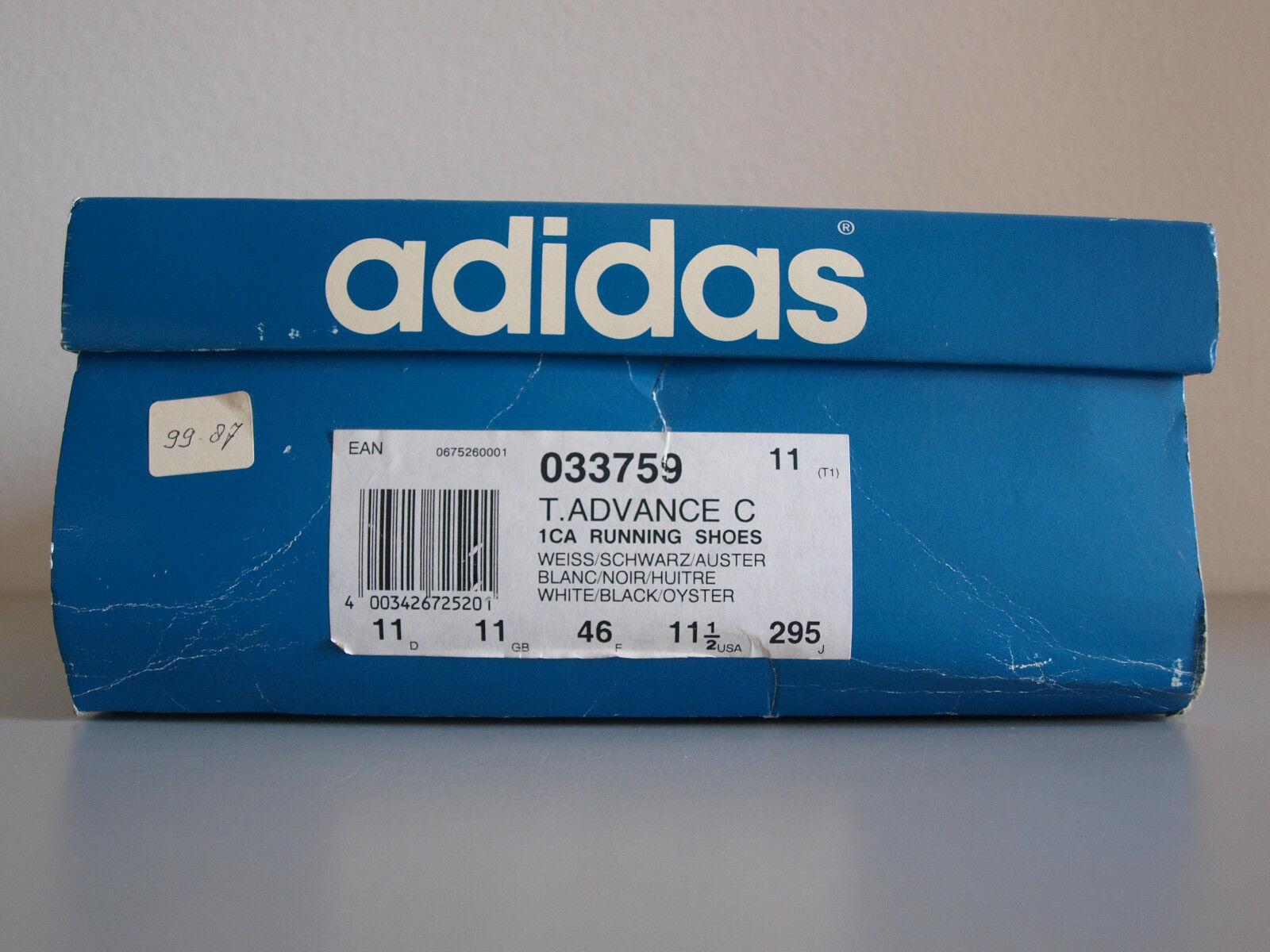 Adidas Torsion Advance C 1994 US 11.5 Vintage Worn Worn Worn Original Box Rare OG d4c68e