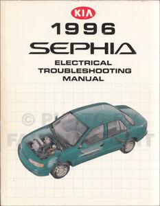 1996 kia sephia electrical troubleshooting manual wiring diagrams chrysler 300 wiring diagram image is loading 1996 kia sephia electrical troubleshooting manual wiring diagrams