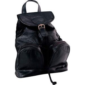c99f14c3097b Wmu - Genuine Lambskin Leather Backpack Purse for sale online