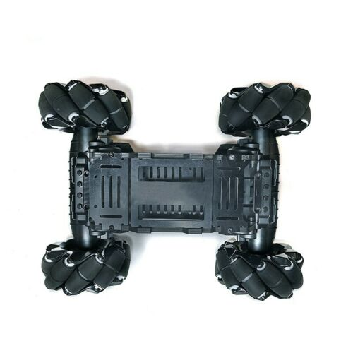 97mm Mecanum Wheel 4WD Robot Car Fiberglass Chassis f//Arduino Raspberry Pi STM32