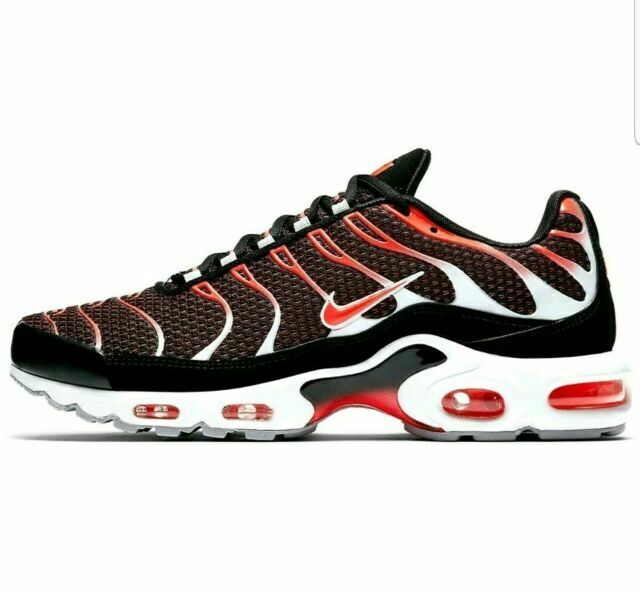Size 13 - Nike Air Max Plus Hot Lava for sale online | eBay