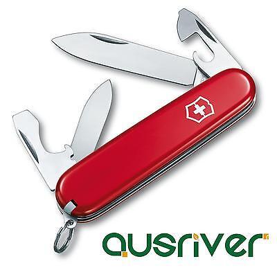 Victorinox Swiss Army Knife 0 2503 Recruit 9 In 1 Original