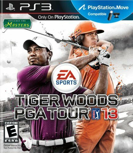 Tiger Woods PGA Tour 13 Sony PlayStation 3, 2012  - $4.90