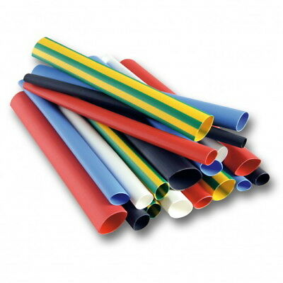 328 pièces Câble Gaine Thermorétractable Manches Wire Assortiment Kit 2:1 O S8J9