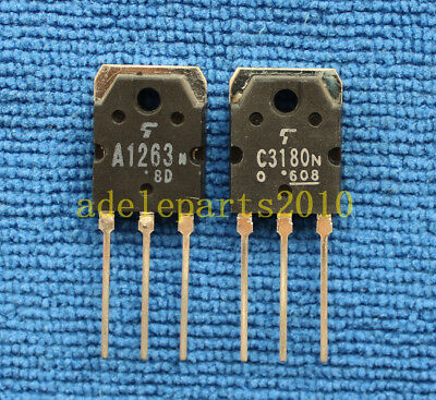 2SC3180N-O  ORIGINAL TOSJHIBA  TRANSISTOR TO-3P C3180N-O