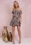 Costa Rica Mini Dress Animal Print