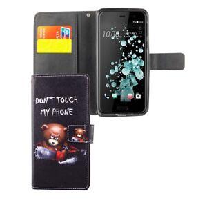 FUNDA-PROTECTORA-PARA-MoVIL-HTC-U-Jugar-soportar-DONT-Tactil-Carcasa-nueva