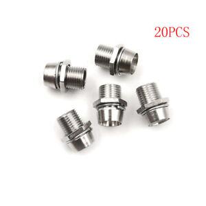 20pcs-5mm-Round-Chrome-Metal-LED-Lamp-Light-Emitting-Diode-Bezel-Holder-3c