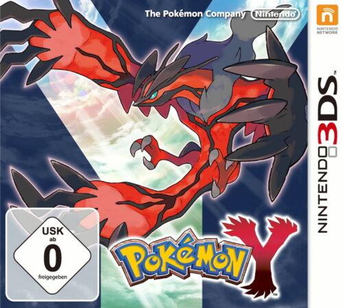 1 von 1 - Pokémon Y (Nintendo 3DS, 2013)