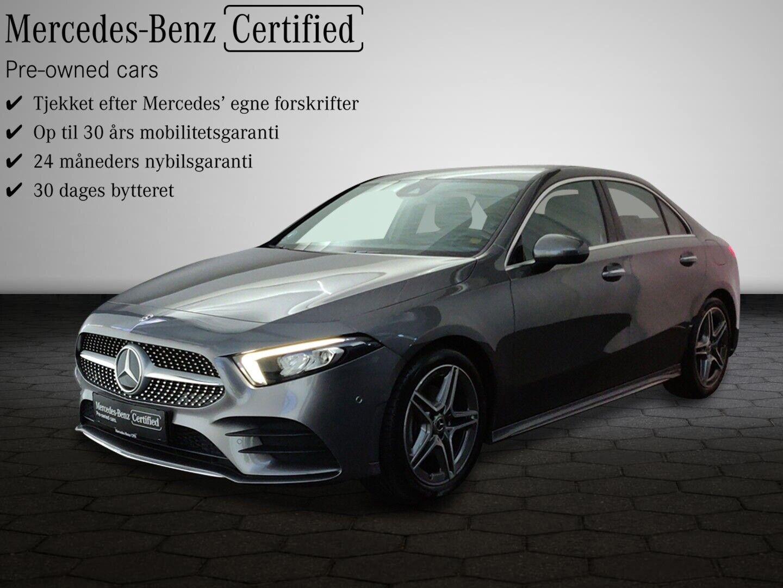 Mercedes A200 1,3 AMG Line aut. 5d - 399.900 kr.