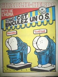 CHARLIE-HEBDO-N-513-FETE-DE-L-039-HUMA-PAR-GOLO-WOLINSKI-REISER-WILLEM-1980