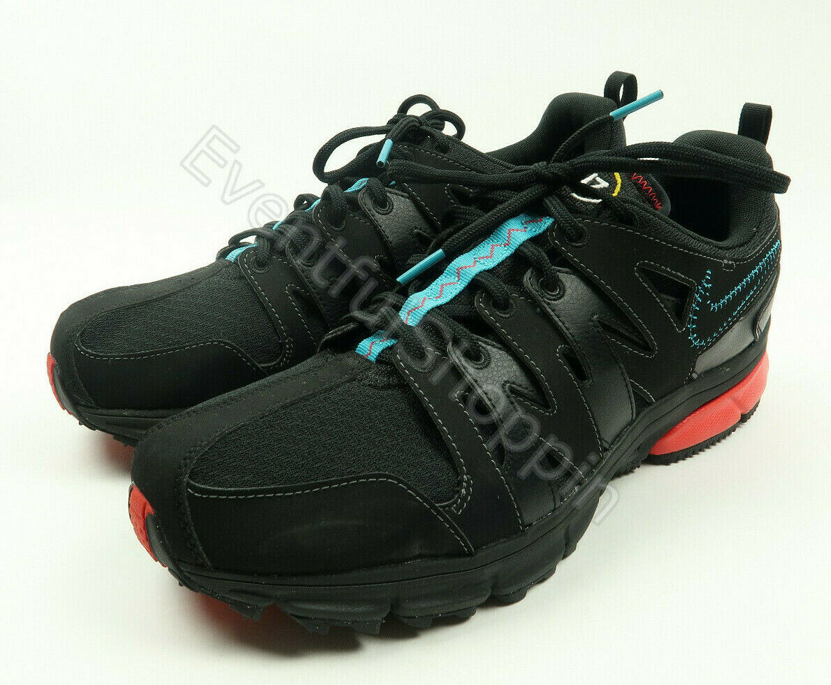 New Nike Air Native Tempo N7 shoes Black Red blueee Size 11 512885-064