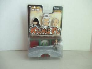 Micro-Icons-Series-1-Kung-Fu-Masters-le-pont-X-Concepts-2004-NEUF
