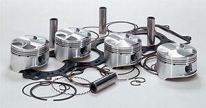NOS-Wiseco-Grand-Alesage-Piston-Kit-00-03-Suzuki-GSXR750-12-63-1-2MM-791cc